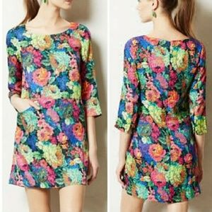 Anthropologie | HD In Paris Tropicalist Dress Sz M